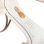 Authentic Second Hand Aquazzura Floral Bridal Sandals (PSS-968-00004) - Thumbnail 6