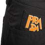 Authentic Second Hand Prada Logo Applique Pants (PSS-610-00029) - Thumbnail 2