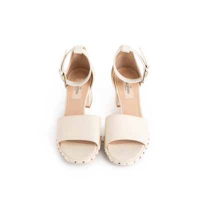 Authentic Second Hand Valentino Soul Rockstud Sandals (PSS-916-00368)