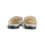Authentic Second Hand Alberta Ferretti Mia Lace Mule Slippers (PSS-916-00372) - Thumbnail 2