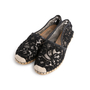 Authentic Second Hand Valentino Embellished Lace Espadrilles (PSS-916-00387) - Thumbnail 3