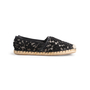 Authentic Second Hand Valentino Embellished Lace Espadrilles (PSS-916-00387) - Thumbnail 1