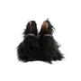 Authentic Second Hand Maison Martin Margiela Faux Fur Mules (PSS-916-00392) - Thumbnail 2