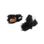 Authentic Second Hand Maison Martin Margiela Faux Fur Mules (PSS-916-00392) - Thumbnail 4