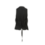 Authentic Second Hand Ann Demeulemeester Buttoned Down Vest (PSS-963-00002) - Thumbnail 1