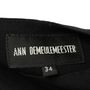 Authentic Second Hand Ann Demeulemeester Buttoned Down Vest (PSS-963-00002) - Thumbnail 2