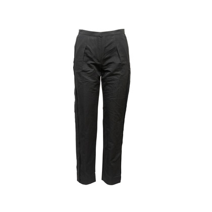 Authentic Second Hand Lanvin Pleated Trousers (PSS-564-00061)