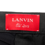 Authentic Second Hand Lanvin Pleated Trousers (PSS-564-00061) - Thumbnail 2