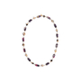 Authentic Second Hand Etro Crystal and Fabric Bead Necklace (PSS-916-00423) - Thumbnail 0