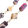 Authentic Second Hand Etro Crystal and Fabric Bead Necklace (PSS-916-00423) - Thumbnail 2