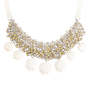 Authentic Second Hand By Malene Birger Olias Crystal Stone Necklace (PSS-916-00427) - Thumbnail 1
