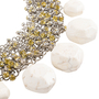Authentic Second Hand By Malene Birger Olias Crystal Stone Necklace (PSS-916-00427) - Thumbnail 2