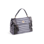 Authentic Second Hand Yves Saint Laurent Muse 2 Embossed Bag (PSS-916-00433) - Thumbnail 1