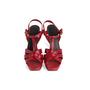 Authentic Second Hand Yves Saint Laurent Tribute Sandals (PSS-972-00018) - Thumbnail 0