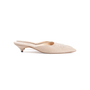 Authentic Second Hand Manolo Blahnik Bead Embellished Mules (PSS-067-00119) - Thumbnail 1