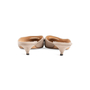 Authentic Second Hand Manolo Blahnik Bead Embellished Mules (PSS-067-00119) - Thumbnail 2