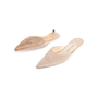 Authentic Second Hand Manolo Blahnik Bead Embellished Mules (PSS-067-00119) - Thumbnail 4