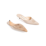 Authentic Second Hand Manolo Blahnik Bead Embellished Mules (PSS-067-00119) - Thumbnail 5