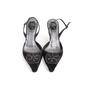 Authentic Second Hand René Caovilla Embellished Ponyhair Slingback Pumps (PSS-067-00121) - Thumbnail 0