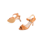 Authentic Second Hand Manolo Blahnik Leather Ankle Strap Sandals (PSS-067-00128) - Thumbnail 4