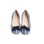 Authentic Second Hand Prada Satin Printed Flats (PSS-067-00131) - Thumbnail 0