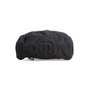 Authentic Second Hand Chanel Doudoune Embossed Nylon Backpack (PSS-606-00086) - Thumbnail 3