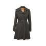 Authentic Second Hand Giorgio Armani Detachable Rabbit Fur Lined Coat (PSS-606-00095) - Thumbnail 0