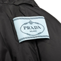 Authentic Second Hand Prada Long Quilted Puffer Coat (PSS-606-00094) - Thumbnail 2