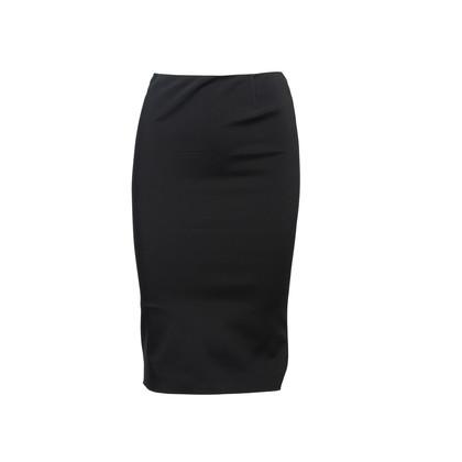 Authentic Second Hand Prada Pencil Skirt (PSS-606-00102)