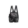 Authentic Second Hand Prada Tessuto Nylon Robot Backpack (PSS-606-00093) - Thumbnail 0