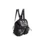 Authentic Second Hand Prada Tessuto Nylon Robot Backpack (PSS-606-00093) - Thumbnail 1