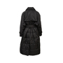 Authentic Second Hand Prada Long Quilted Puffer Coat (PSS-606-00094) - Thumbnail 1