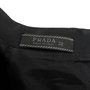Authentic Second Hand Prada High Neck Blouse with Belt (PSS-606-00103) - Thumbnail 2