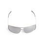 Authentic Second Hand Yves Saint Laurent Metallic Rectangle Sunglasses (PSS-097-00695) - Thumbnail 1