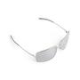 Authentic Second Hand Yves Saint Laurent Metallic Rectangle Sunglasses (PSS-097-00695) - Thumbnail 2