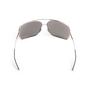 Authentic Second Hand Yves Saint Laurent Metallic Rectangle Sunglasses (PSS-097-00695) - Thumbnail 4