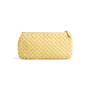 Authentic Second Hand Bottega Veneta Woven Travel Pouch (PSS-097-00766) - Thumbnail 2