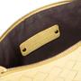 Authentic Second Hand Bottega Veneta Woven Travel Pouch (PSS-097-00766) - Thumbnail 4