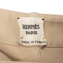 Authentic Second Hand Hermès Pocket Detail Pencil Skirt (PSS-067-00185) - Thumbnail 2