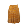 Authentic Second Hand Hermès H Silk Skirt (PSS-067-00188) - Thumbnail 0