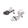 Authentic Second Hand Prada Chainlink Strap Sandals (PSS-927-00008) - Thumbnail 4