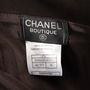 Authentic Second Hand Chanel Suede Skirt (PSS-067-00190) - Thumbnail 3