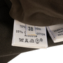 Authentic Second Hand Hermès Zip Detail Maxi Skirt (PSS-067-00187) - Thumbnail 3