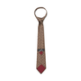 Authentic Second Hand Hermès Jacquard Marquise Pattern Tie (PSS-067-00159) - Thumbnail 1