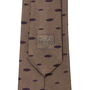 Authentic Second Hand Hermès Jacquard Marquise Pattern Tie (PSS-067-00159) - Thumbnail 3