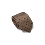 Authentic Second Hand Hermès Jacquard Marquise Pattern Tie (PSS-067-00159) - Thumbnail 4