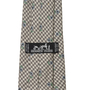 Authentic Second Hand Hermès Checkered Floral Tie (PSS-067-00160) - Thumbnail 2