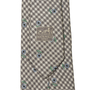 Authentic Second Hand Hermès Checkered Floral Tie (PSS-067-00160) - Thumbnail 3