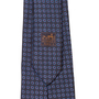 Authentic Second Hand Hermès Circle Dot Woven Tie (PSS-067-00164) - Thumbnail 3