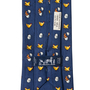 Authentic Second Hand Hermès Easter Rabbit and Chicken Tie (PSS-067-00162) - Thumbnail 2